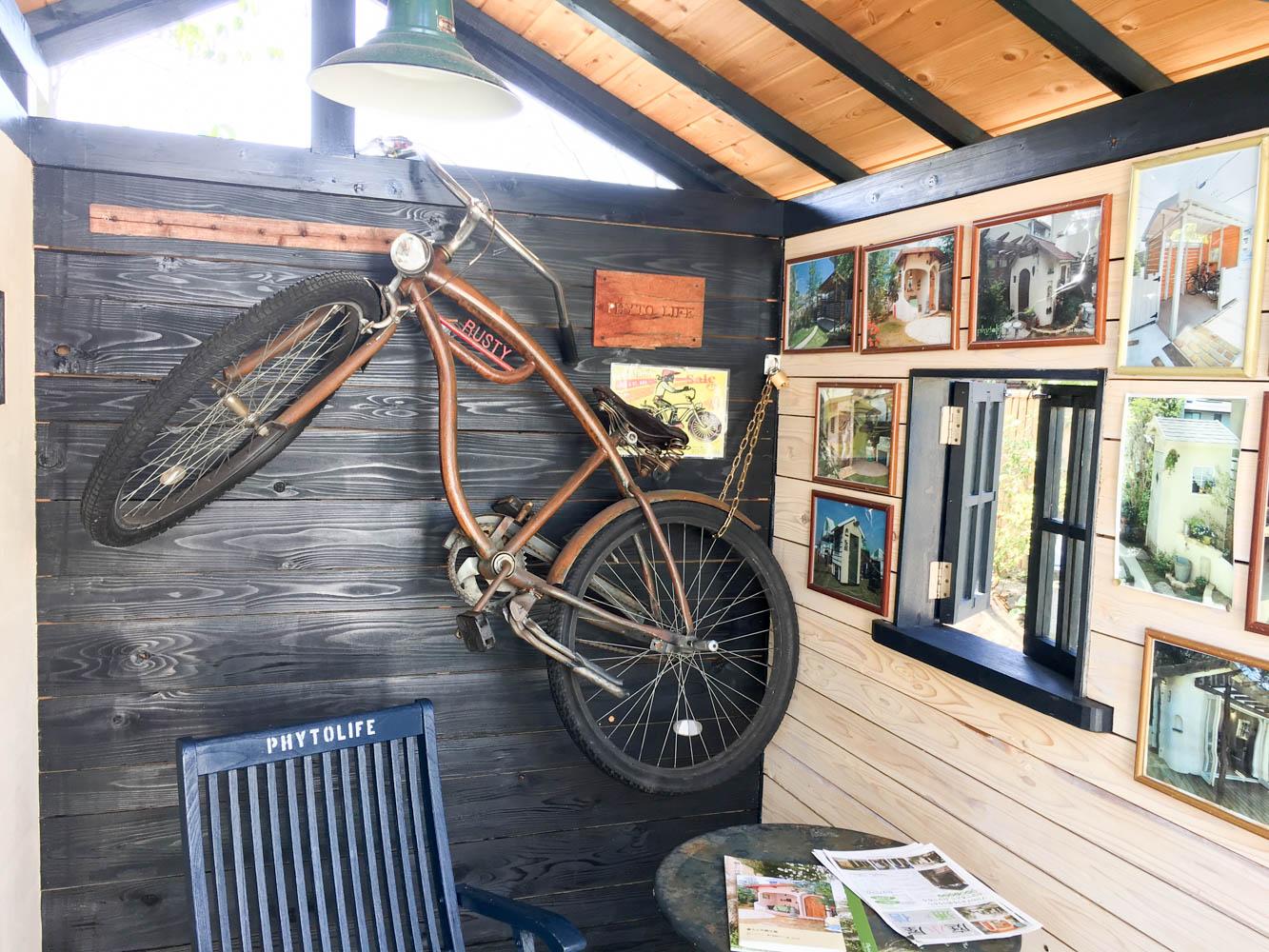 自転車置き場、自転車小屋、サイクルポート