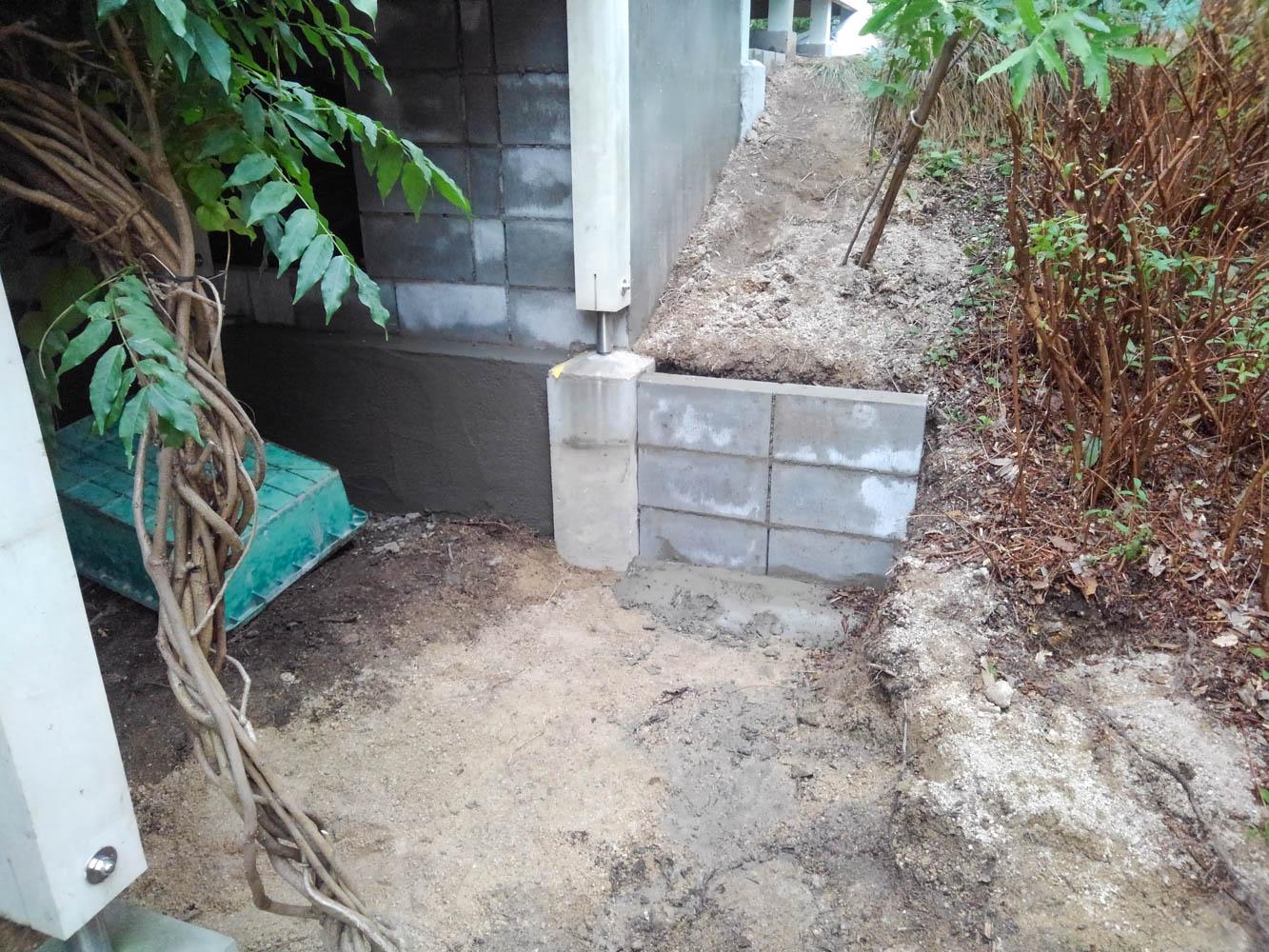 小屋の作り方