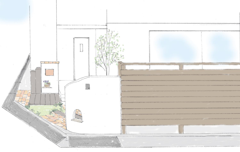 限られたスペースを外構で工夫すれば住みやすい空間が生まれます