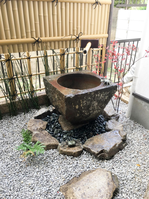 NIWAKOYA 庭を演出する小さなNIWAKOYAのチカラ